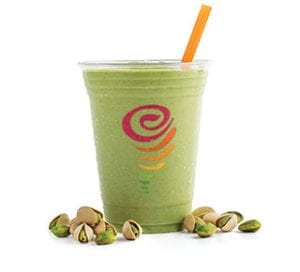 Pistachio Power Smoothie
